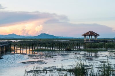 Kuin Buri National Park in Thailand