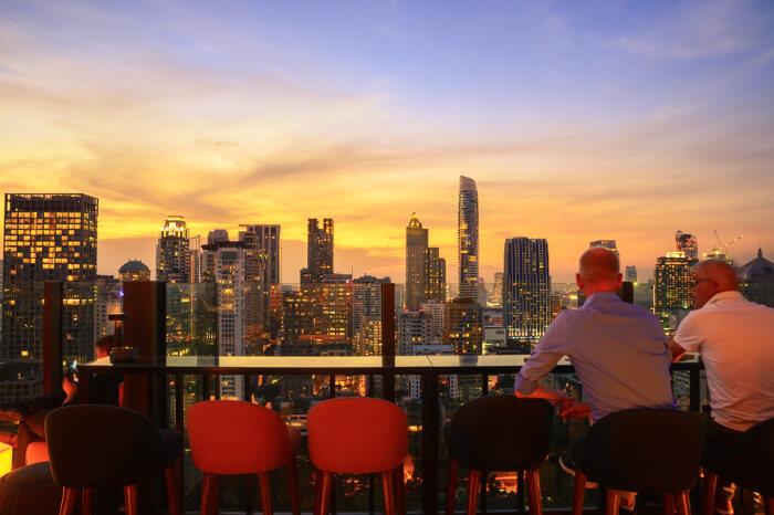 Rooftop Bars New York