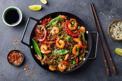 A Singaporean dish