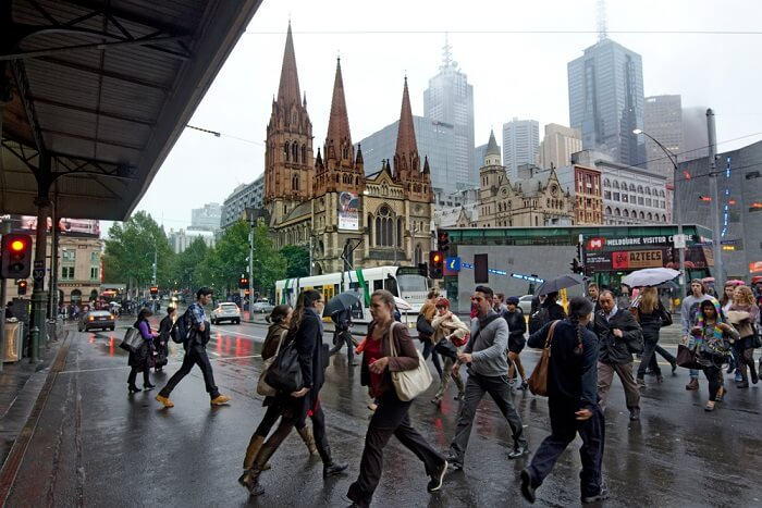 Cover for Melbourne Travel Tips