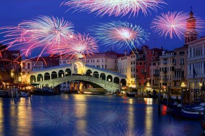 Fabulous New Year In Italy