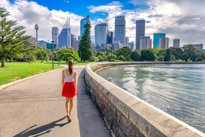 Sydney In January