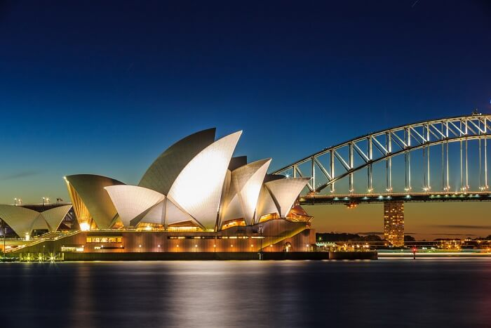 Cover for Sydney Opera House