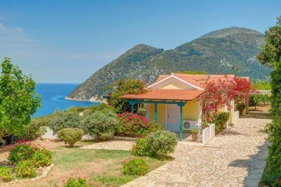 Best cottage amidst nature in greece