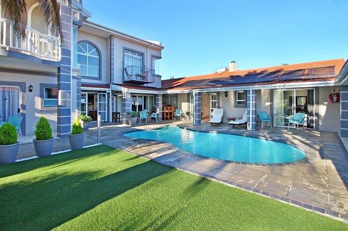 south africa villas