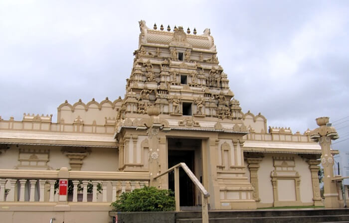 Cover for sydney ayyappan temple