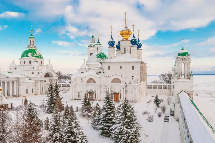 Russia in November
