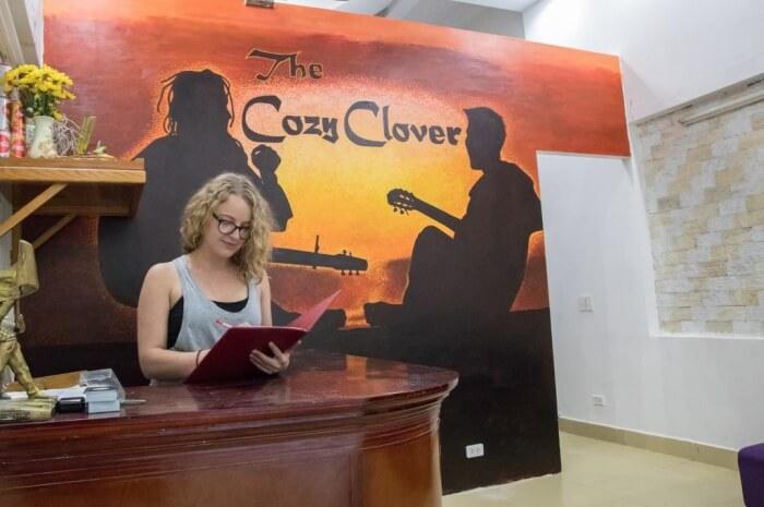 Cozy Clover