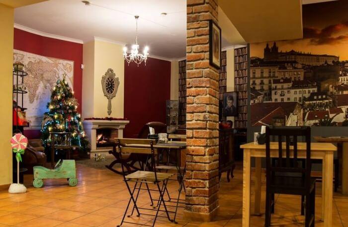 view of Cultura Portuguesa Cafe