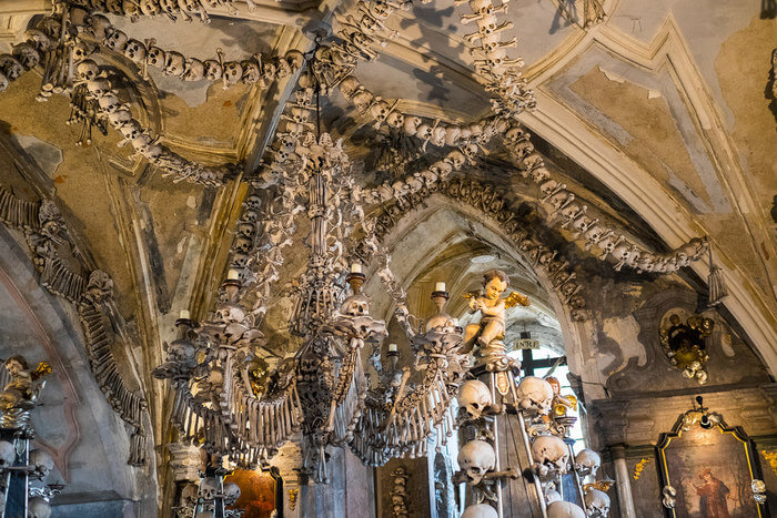 Czech Crypts And Tombs