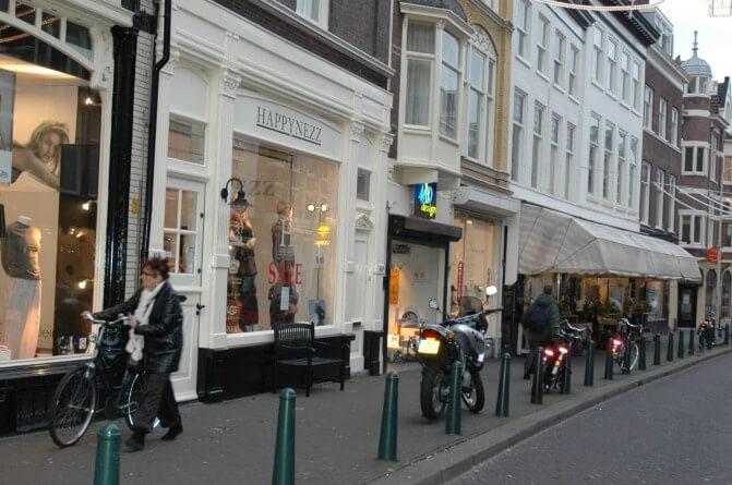 Denneweg and Frederikstraat