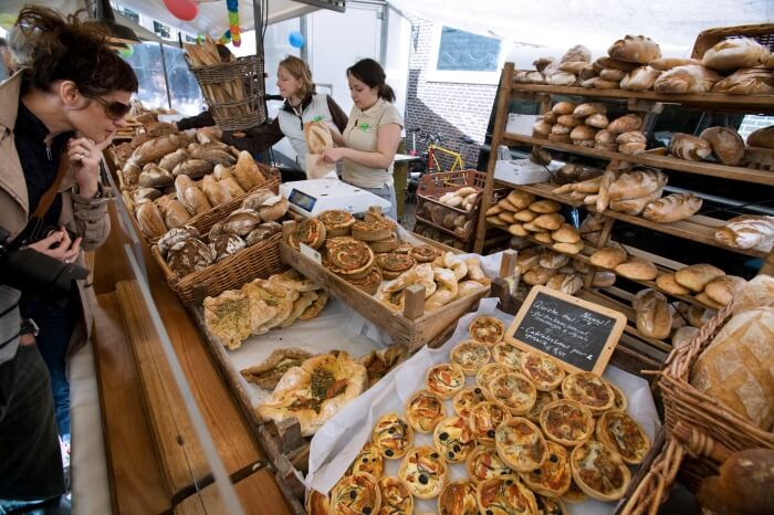 Don't Miss the Delightful Street Food at De Pure Markt