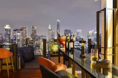 Rooftop Bars In Dubai Cover