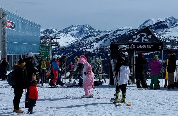 Enjoy Skiing In Fernie
