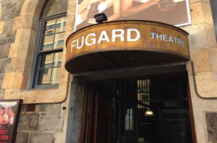 Enjoy Some Theatre In The Fugard