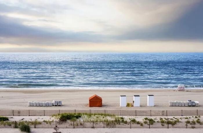 Enjoy Sunbathing At The Exotic Beaches