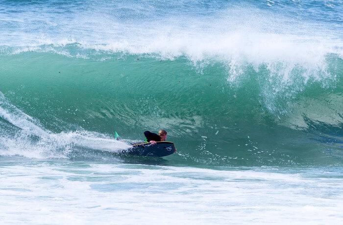 Enjoy The Roaring Waves Around