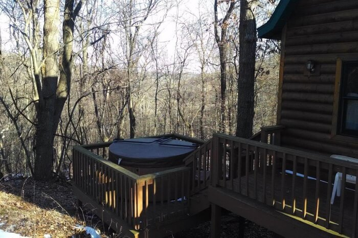Ethan's Retreat In The Woods