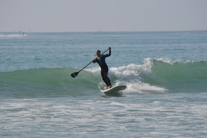 Excel in Stand Up Paddling (SUP)