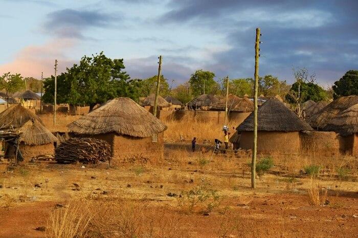 Explore The Rural Life Of Ghana