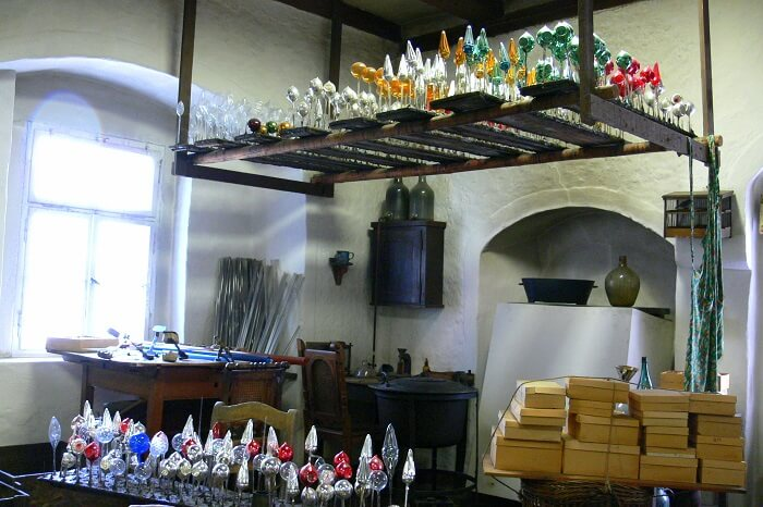 Glassworks and Microbrewery Museum