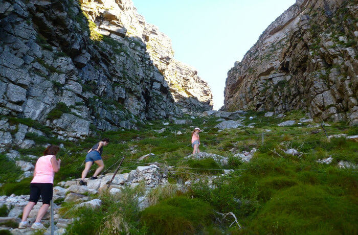 Go Hiking And Exploring Around