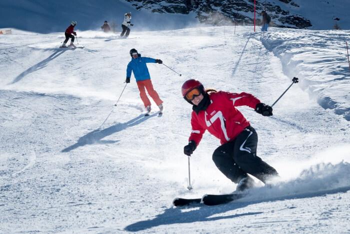 Go Skiing At Amager Bakke
