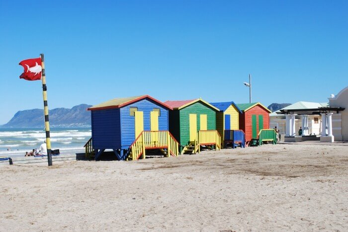 Go Surfing At Muizenberg Beach