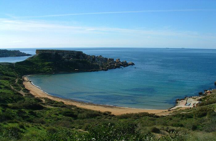 Golden Bay view