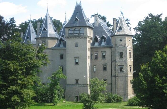 Goluchow Castle