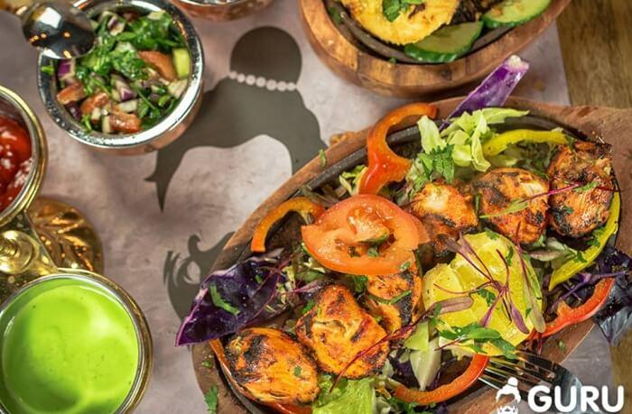 Guru Indian Restaurant and Bar
