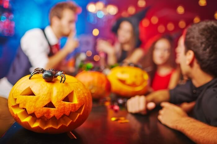 Halloween Party In Canada
