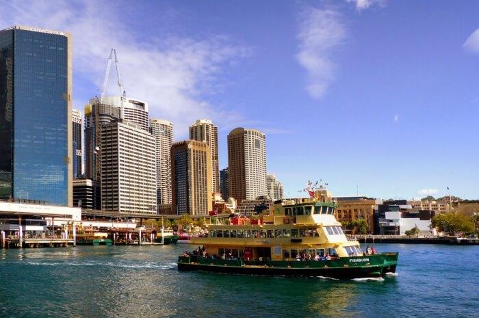 Harbour Cruises at the Circular Quay