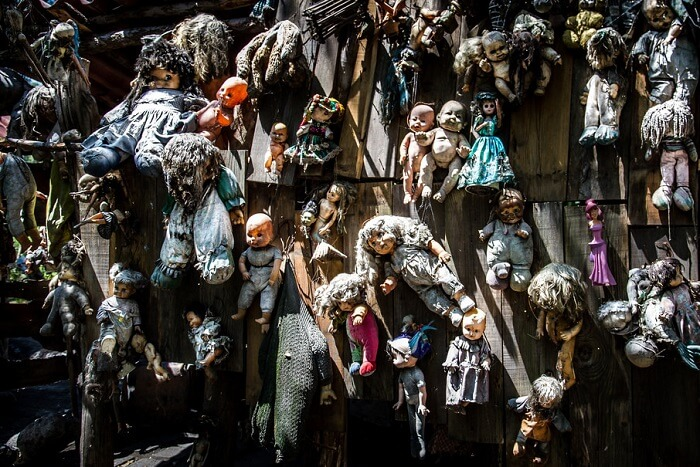 Best Haunted places in Mexico