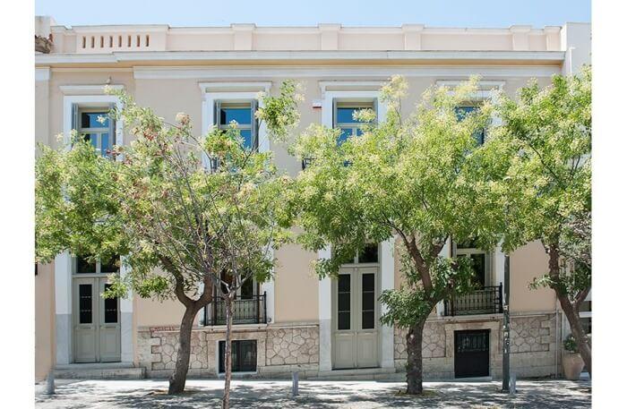 Herakleidon Museum of Art in Athens