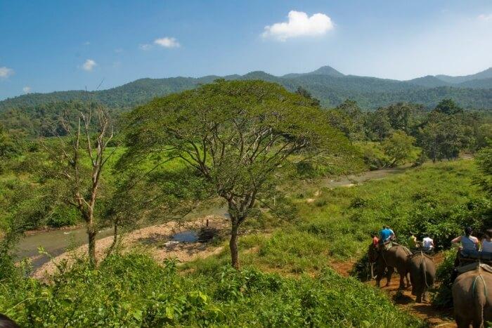 Hill Tribe Trek In Chiang Mai