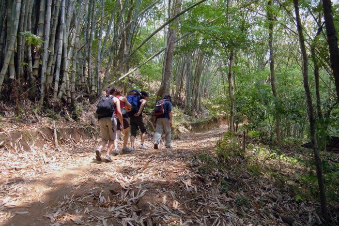 Hill Tribe Trek