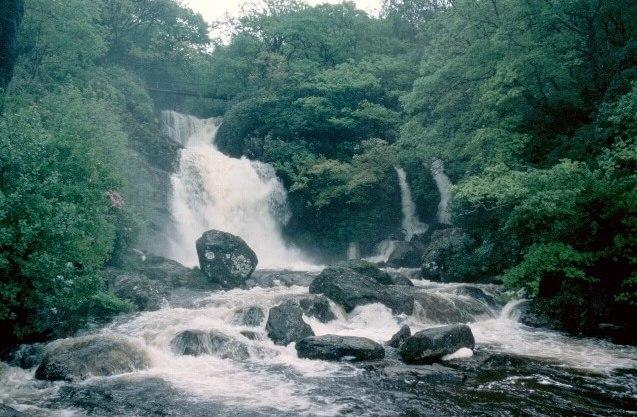 Hopkin Falls