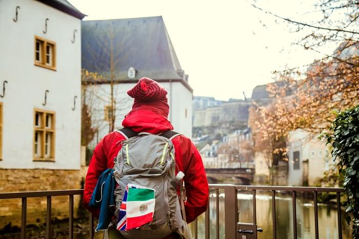 Hostels in Luxembourg (Cover)