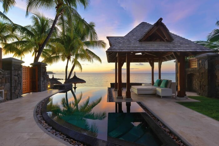 Hotels in North West Mauritius