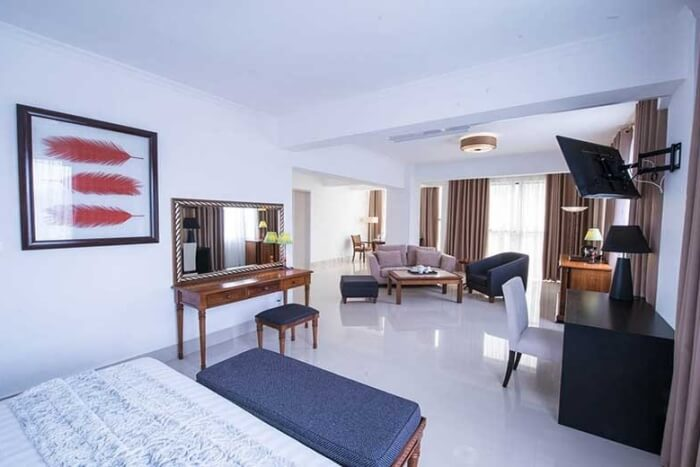 Hotels in Quatre Bornes