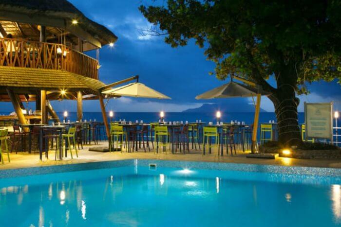 Hotels in Seychelles Mahe Island