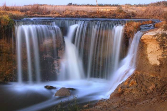 Egyptian Waterfall