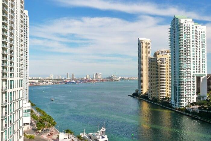 How To Reach Miami