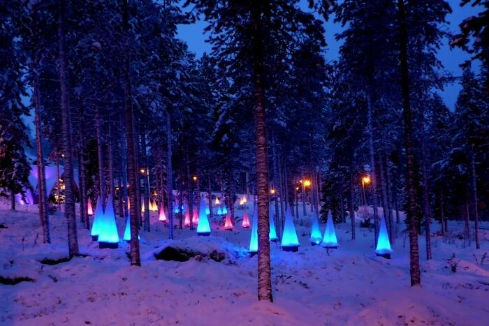 How To Reach Santa Claus Village In Rovaniemi