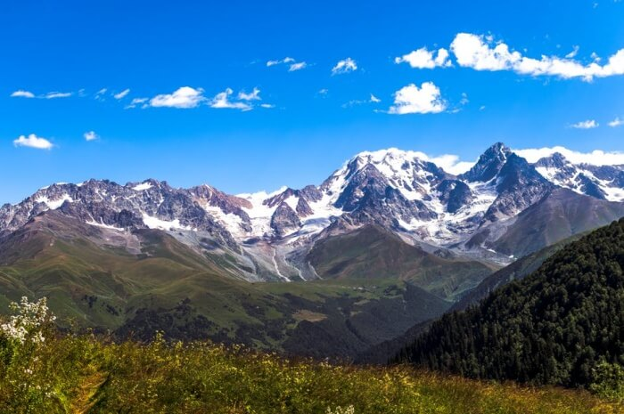 How to Reach Caucasus Mountains