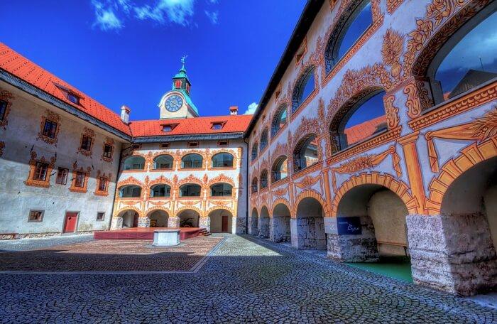 Idrija Castle