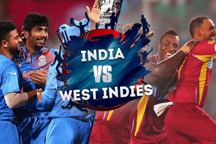 Windies vs India