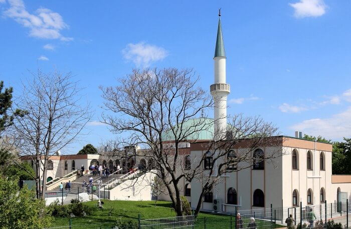 Islamic Center in Austria