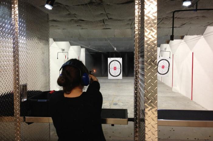 Jethro Shooting Range